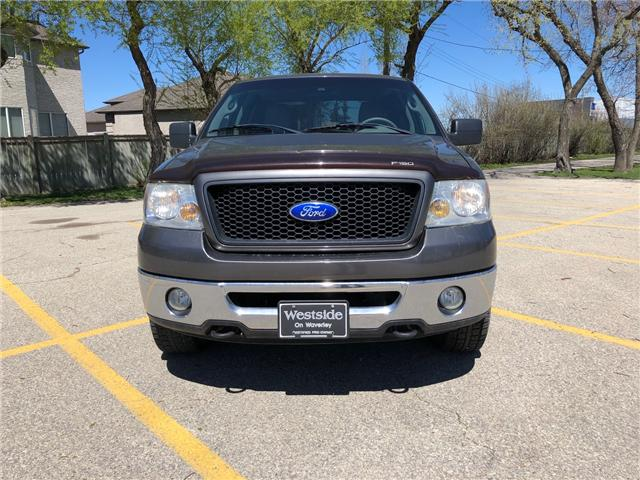 2006 Ford F-150 XLT (Stk: 9833.0) in Winnipeg - Image 2 of 22