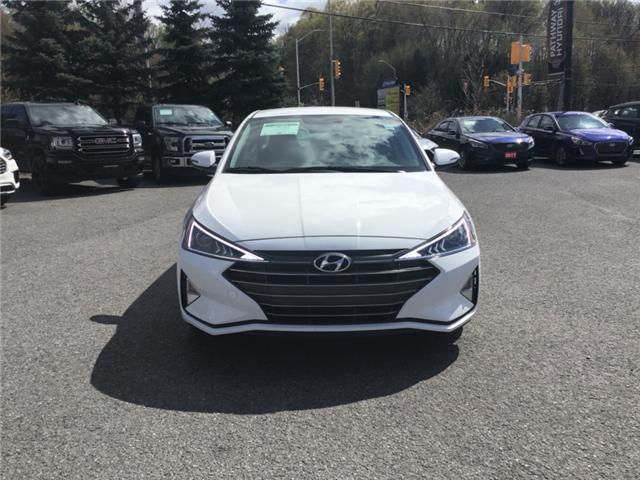 2019 Hyundai Elantra Preferred (Stk: P3291) in Ottawa - Image 2 of 11