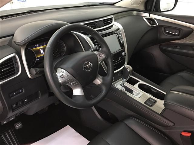 2018 Nissan Murano SL (Stk: 34974J) in Belleville - Image 17 of 28
