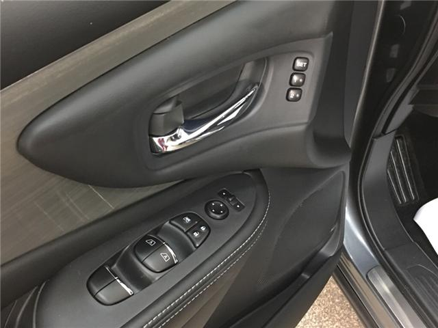 2018 Nissan Murano SL (Stk: 34974J) in Belleville - Image 22 of 28