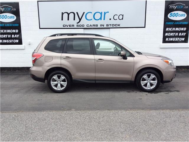 2015 Subaru Forester 2.5i (Stk: 190563) in Richmond - Image 2 of 19