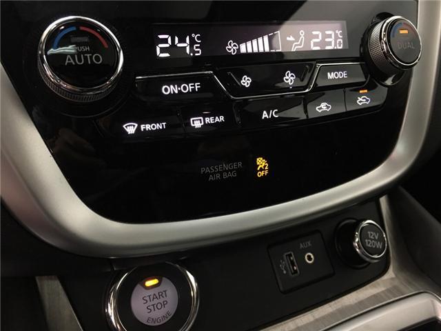 2018 Nissan Murano SL (Stk: 34974J) in Belleville - Image 8 of 28