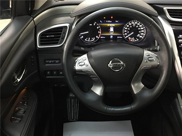 2018 Nissan Murano SL (Stk: 34974J) in Belleville - Image 16 of 28