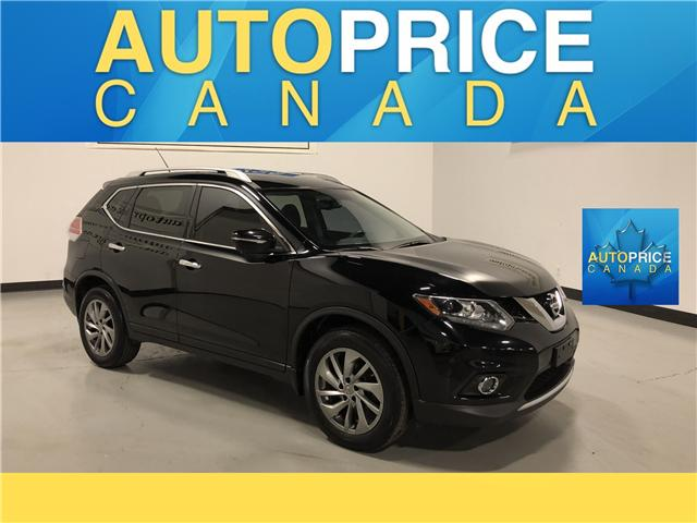 2015 Nissan Rogue SL (Stk: B0322) in Mississauga - Image 1 of 26