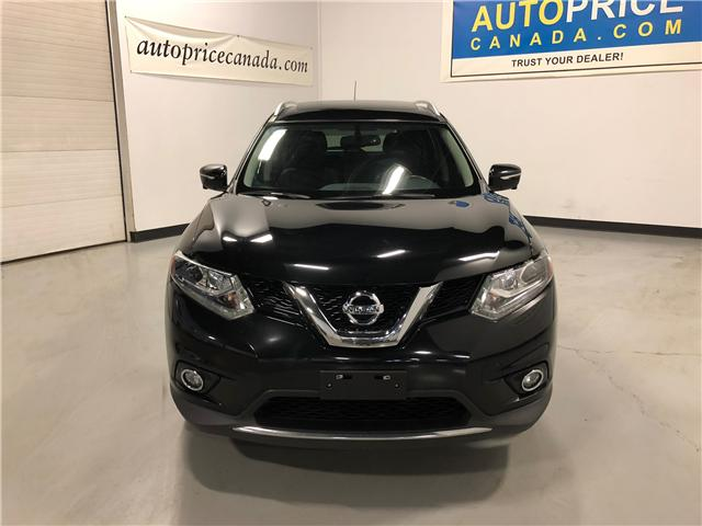 2015 Nissan Rogue SL (Stk: B0322) in Mississauga - Image 2 of 26