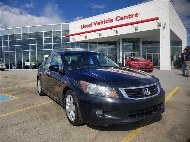 2008 Honda Accord EX-L V6 (Stk: 6181440V) in Calgary - Image 1 of 27