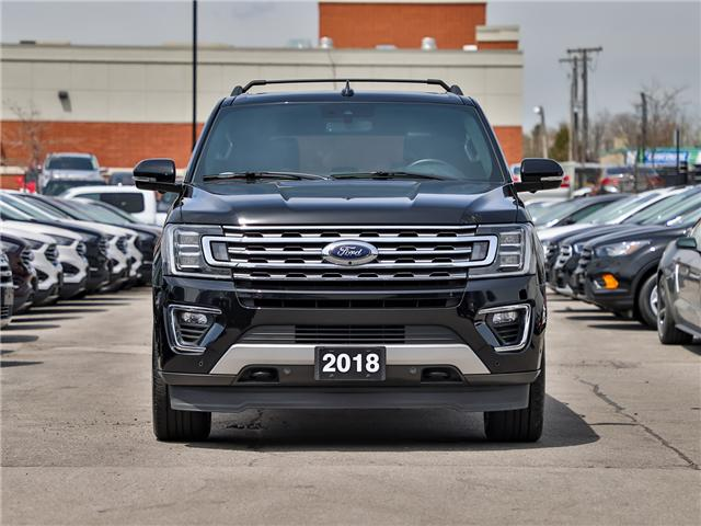 2018 Ford Expedition Max Limited (Stk: 1HL120) in Hamilton - Image 5 of 28