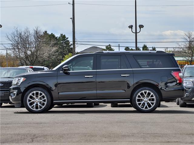 2018 Ford Expedition Max Limited (Stk: 1HL120) in Hamilton - Image 4 of 28