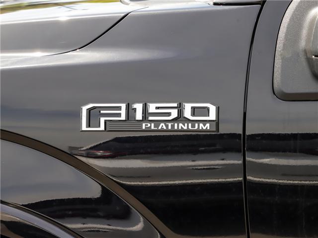 2019 Ford F-150 Platinum (Stk: 190222) in Hamilton - Image 6 of 23
