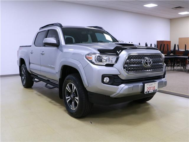 2016 Toyota Tacoma TRD Sport (Stk: 195341) in Kitchener - Image 4 of 29