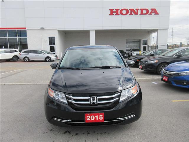 2015 Honda Odyssey EX-L-NAVI (Stk: SS3449) in Ottawa - Image 1 of 14