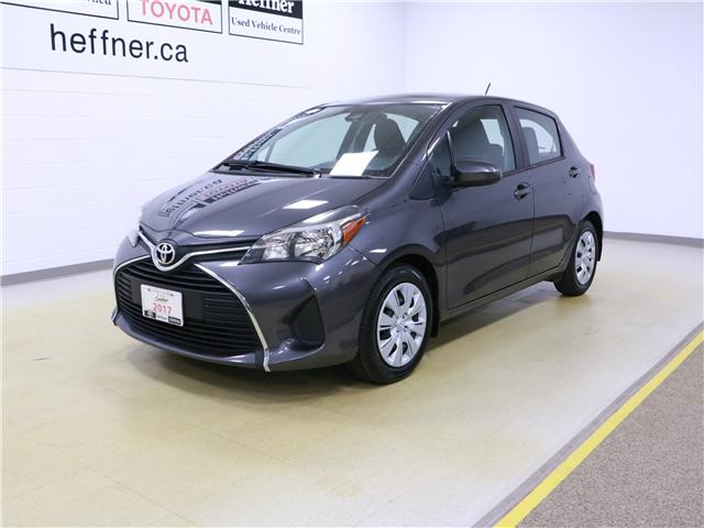2017 Toyota Yaris LE (Stk: 195367) in Kitchener - Image 1 of 27