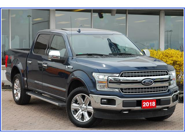 2018 Ford F-150 Lariat (Stk: 147900) in Kitchener - Image 2 of 19