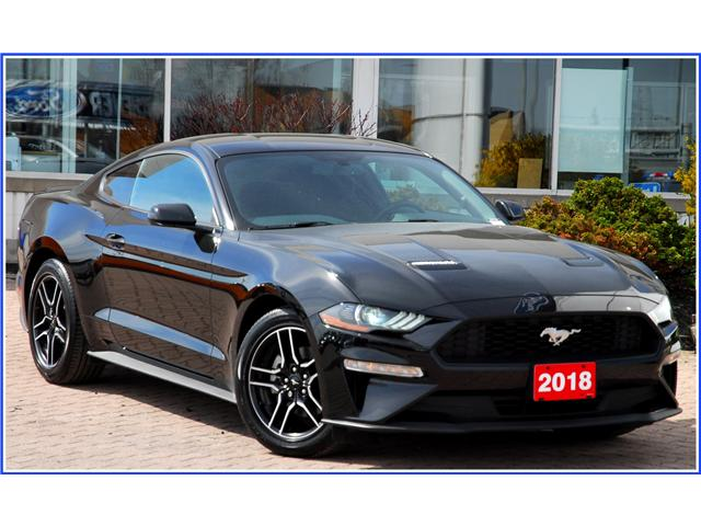 2018 Ford Mustang EcoBoost (Stk: D93740A) in Kitchener - Image 2 of 15