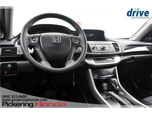 2015 Honda Accord Sport (Stk: P4867) in Pickering - Image 2 of 31