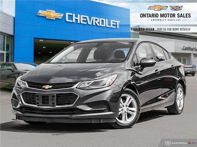 2016 Chevrolet Cruze LT Auto (Stk: 733935A) in Oshawa - Image 1 of 36
