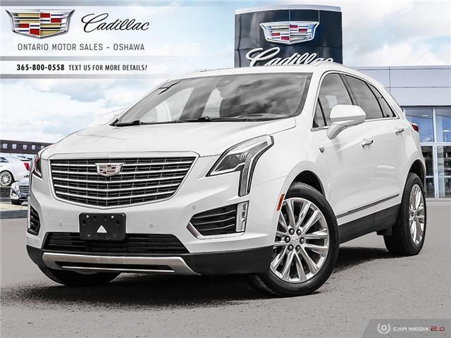 2017 Cadillac XT5 Platinum (Stk: 236183A) in Oshawa - Image 1 of 36