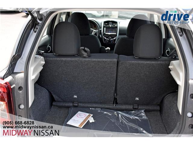 2018 Nissan Micra SR (Stk: U1687) in Whitby - Image 10 of 21