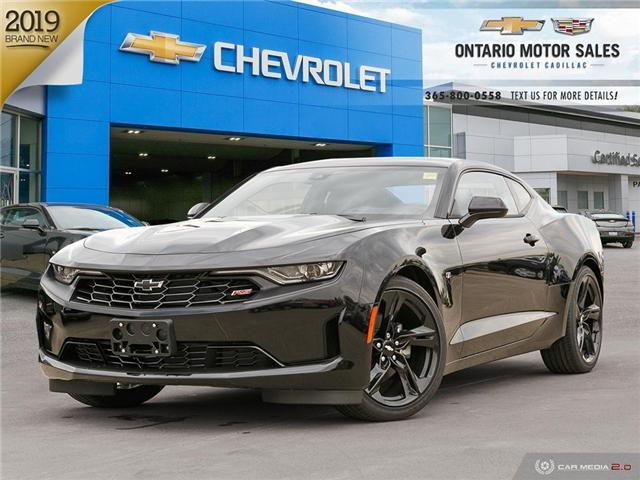 2019 Chevrolet Camaro 3LT (Stk: 9146648) in Oshawa - Image 1 of 19