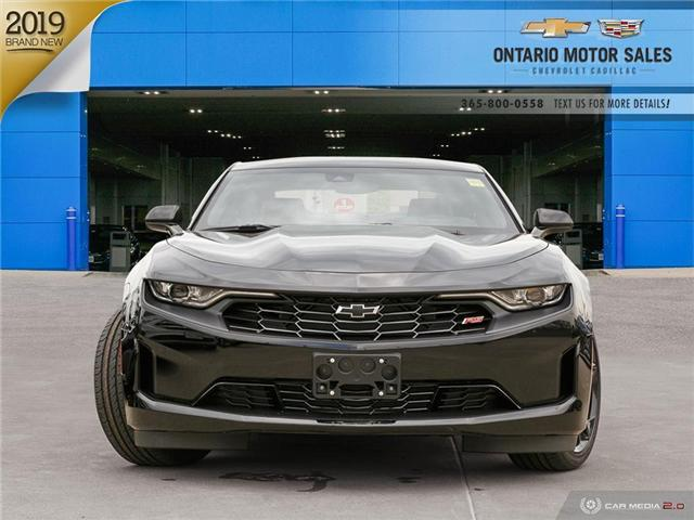 2019 Chevrolet Camaro 3LT (Stk: 9146648) in Oshawa - Image 2 of 19