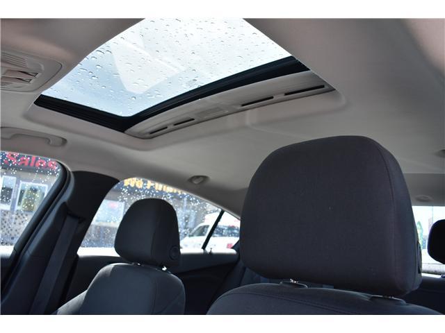 2018 Chevrolet Cruze LT Auto (Stk: p36337c) in Saskatoon - Image 14 of 24