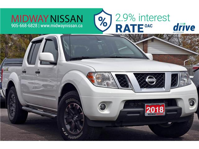 2018 Nissan Frontier PRO-4X (Stk: U1662) in Whitby - Image 1 of 35