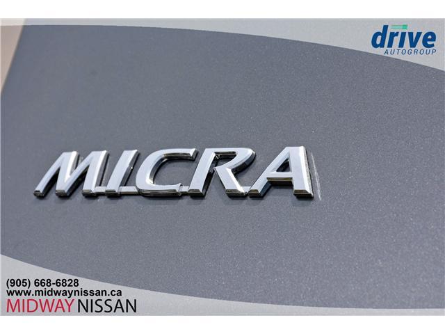 2018 Nissan Micra SR (Stk: U1687) in Whitby - Image 11 of 21