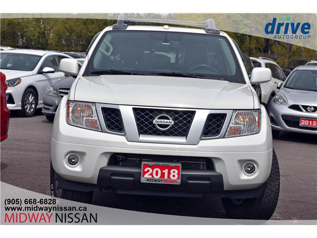 2018 Nissan Frontier PRO-4X (Stk: U1662) in Whitby - Image 4 of 35