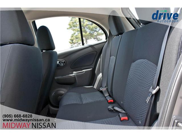 2018 Nissan Micra SR (Stk: U1687) in Whitby - Image 12 of 21
