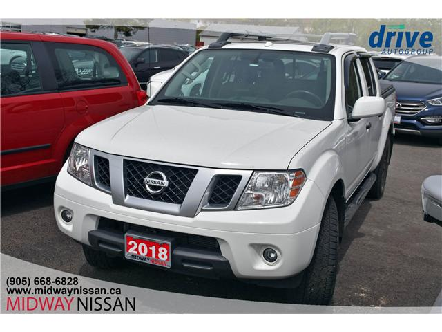 2018 Nissan Frontier PRO-4X (Stk: U1662) in Whitby - Image 5 of 35