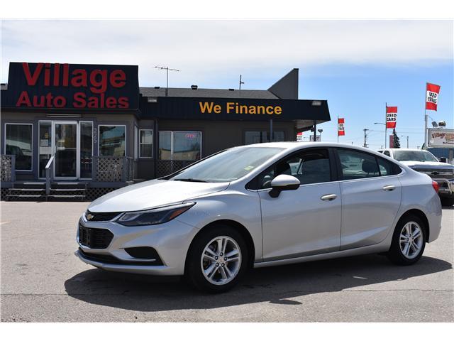 2018 Chevrolet Cruze LT Auto (Stk: p36337c) in Saskatoon - Image 1 of 24