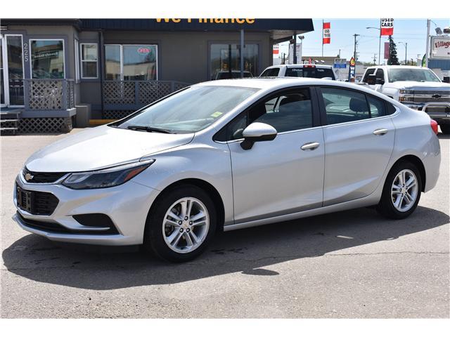 2018 Chevrolet Cruze LT Auto (Stk: p36337c) in Saskatoon - Image 2 of 24