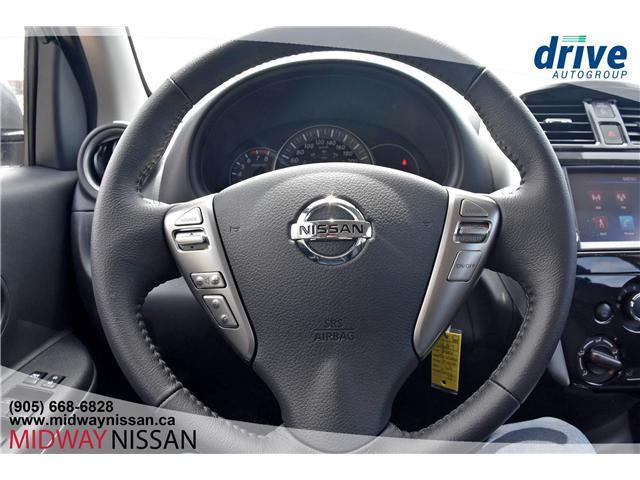 2018 Nissan Micra SR (Stk: U1687) in Whitby - Image 15 of 21