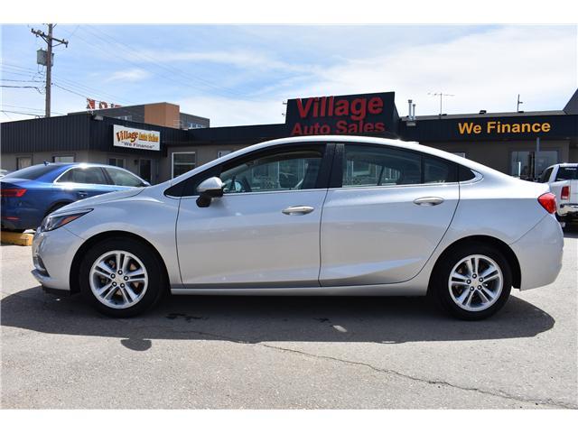 2018 Chevrolet Cruze LT Auto (Stk: p36337c) in Saskatoon - Image 10 of 24