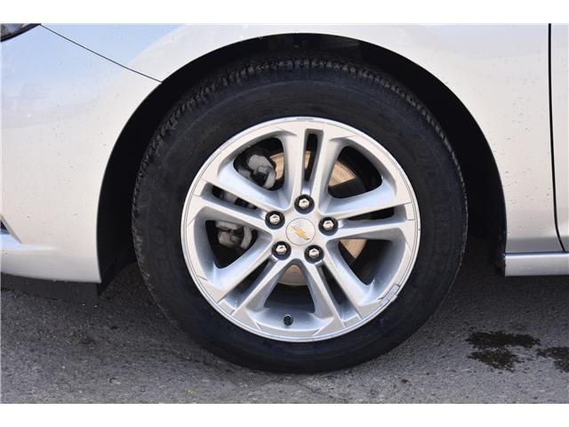 2018 Chevrolet Cruze LT Auto (Stk: p36337c) in Saskatoon - Image 12 of 24