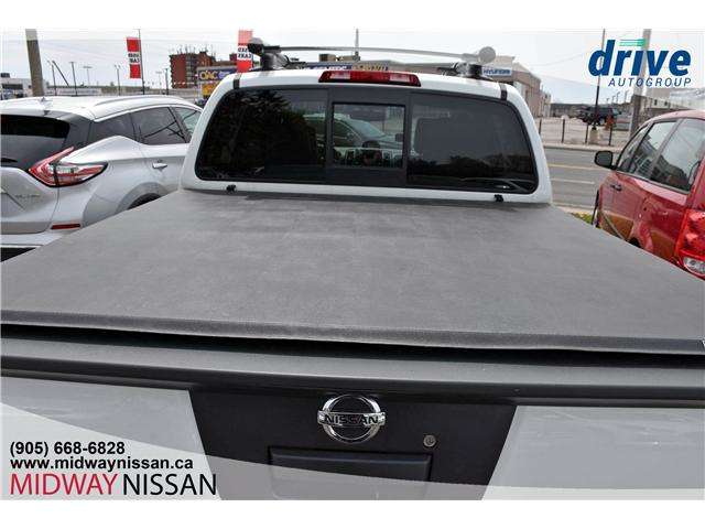 2018 Nissan Frontier PRO-4X (Stk: U1662) in Whitby - Image 14 of 35
