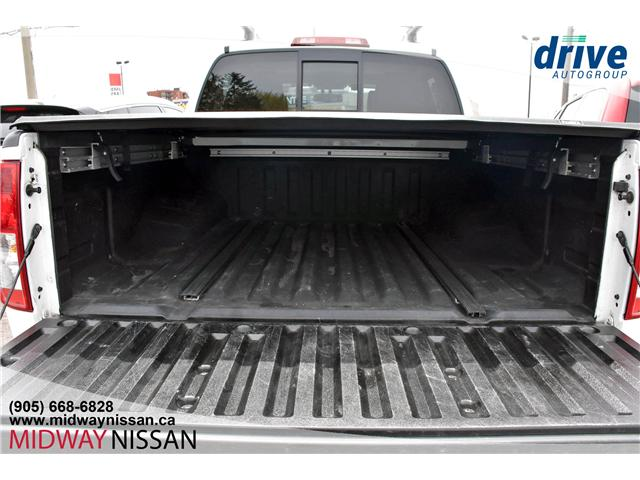 2018 Nissan Frontier PRO-4X (Stk: U1662) in Whitby - Image 15 of 35