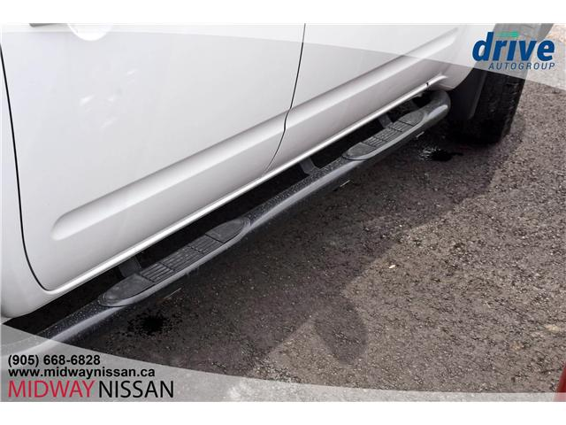 2018 Nissan Frontier PRO-4X (Stk: U1662) in Whitby - Image 18 of 35