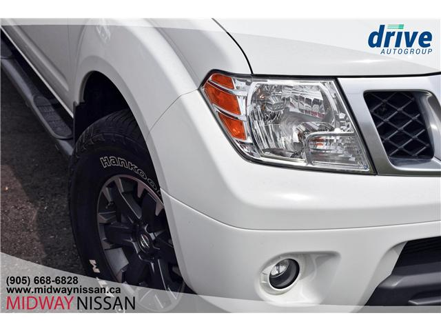 2018 Nissan Frontier PRO-4X (Stk: U1662) in Whitby - Image 19 of 35