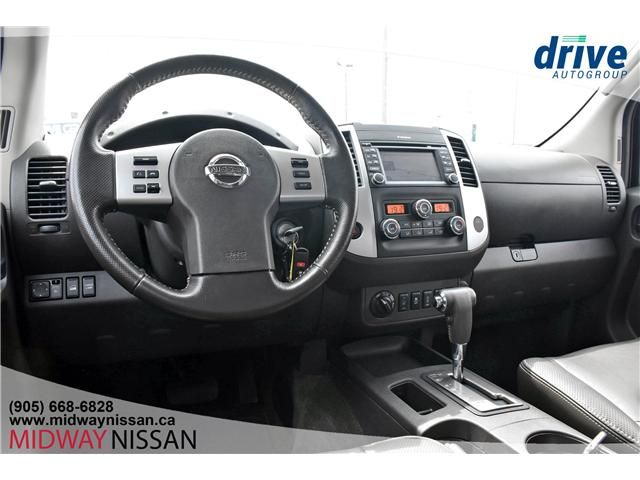 2018 Nissan Frontier PRO-4X (Stk: U1662) in Whitby - Image 2 of 35