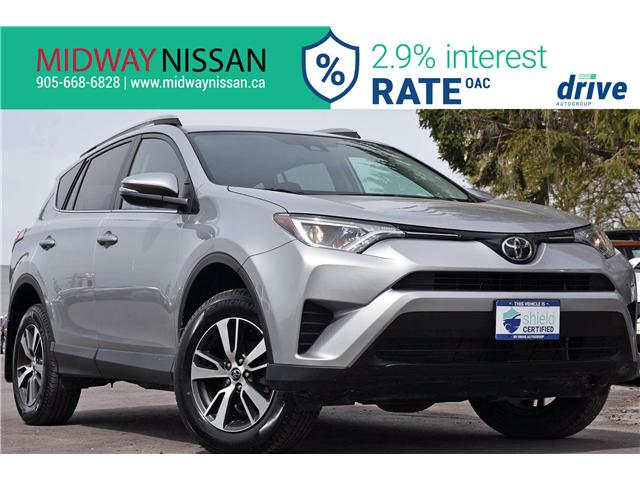 2018 Toyota RAV4 LE (Stk: U1698R) in Whitby - Image 1 of 30