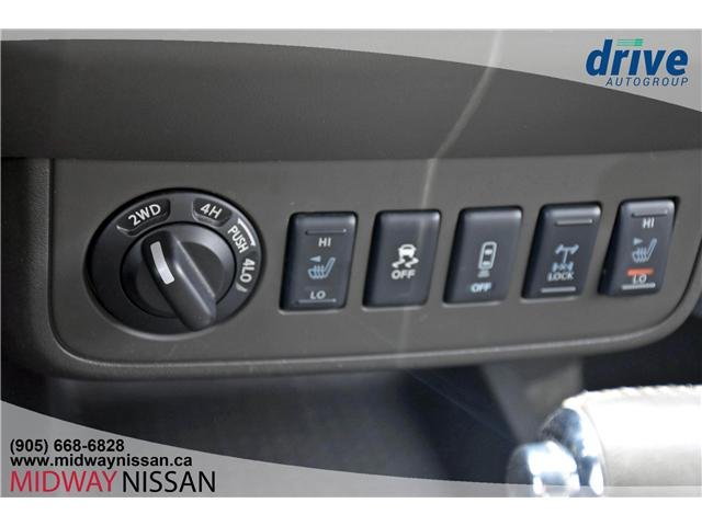 2018 Nissan Frontier PRO-4X (Stk: U1662) in Whitby - Image 34 of 35