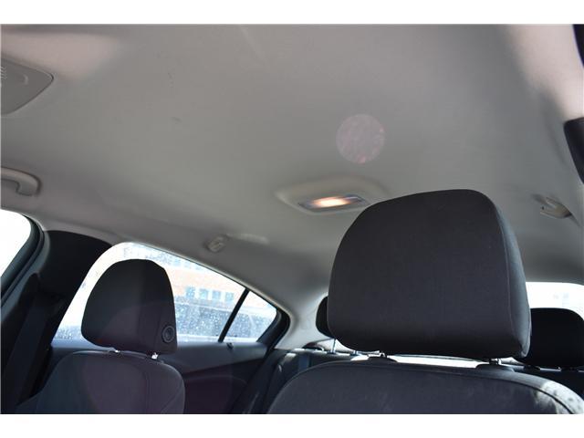 2018 Chevrolet Cruze LT Auto (Stk: p36592) in Saskatoon - Image 16 of 23
