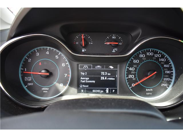 2018 Chevrolet Cruze LT Auto (Stk: p36592) in Saskatoon - Image 14 of 23