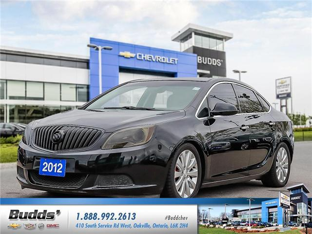 2012 Buick Verano Base (Stk: AT7040LA) in Oakville - Image 1 of 23