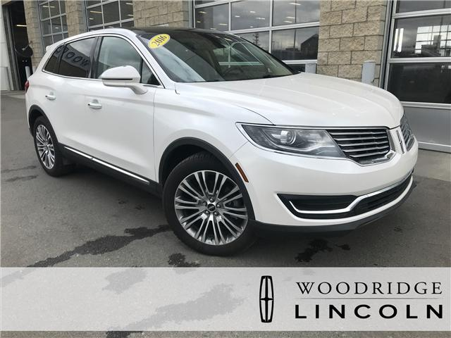 2016 Lincoln MKX Reserve (Stk: 17244) in Calgary - Image 1 of 22