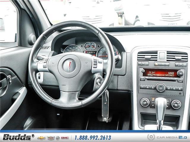 2007 Pontiac Torrent  (Stk: XT7215T) in Oakville - Image 9 of 25