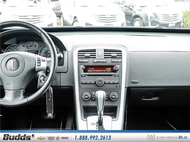 2007 Pontiac Torrent  (Stk: XT7215T) in Oakville - Image 10 of 25