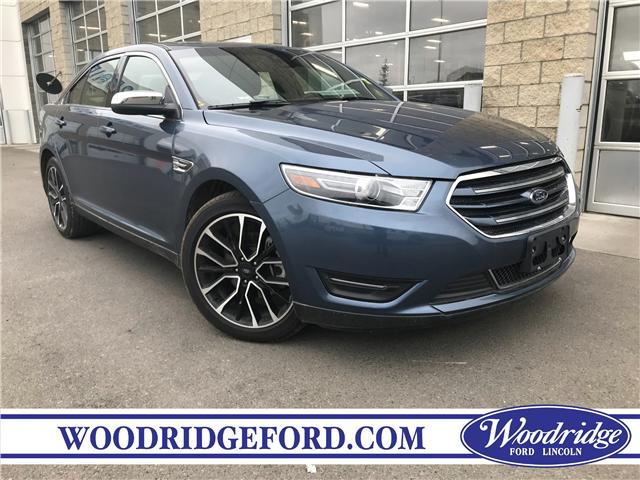 2018 Ford Taurus Limited (Stk: 17248) in Calgary - Image 1 of 22