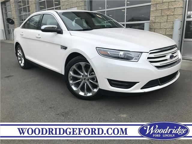 2018 Ford Taurus Limited (Stk: 17249) in Calgary - Image 1 of 19